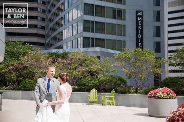 Le Meridien Arlington Wedding