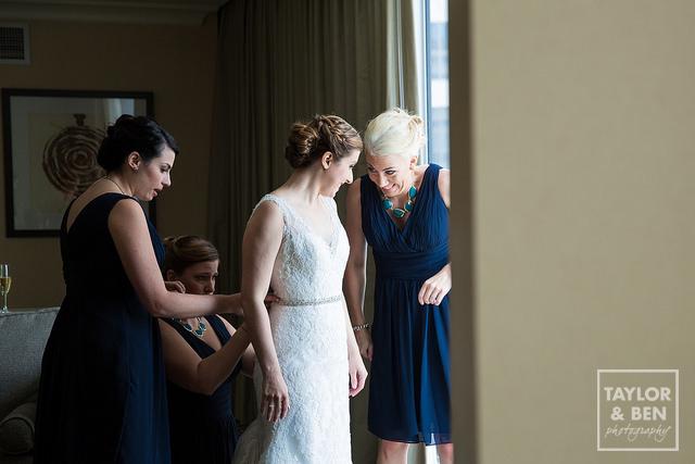 le meridien hotel_wedding photos