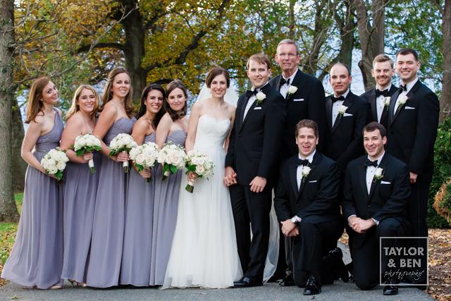 Woodlawn Manor Wedding