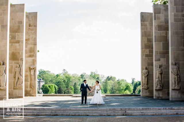 War Memorial Chapel_Wedding Photos-006