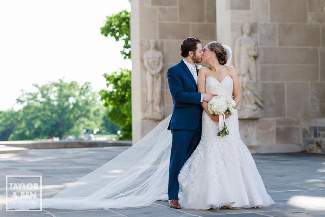 War Memorial Chapel_Wedding Photos-007