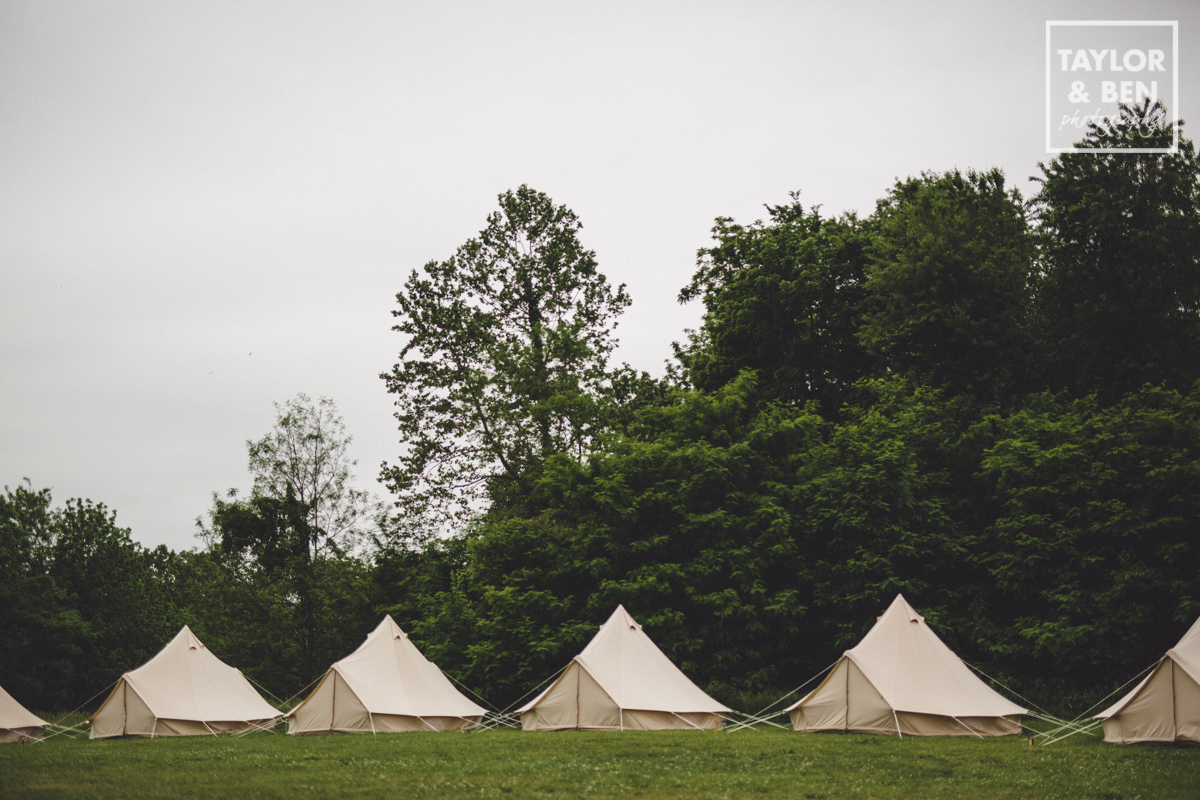 glamping tents for wedding